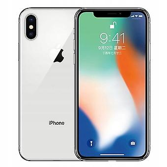 Apple iPhone X 256GB silver smartphone