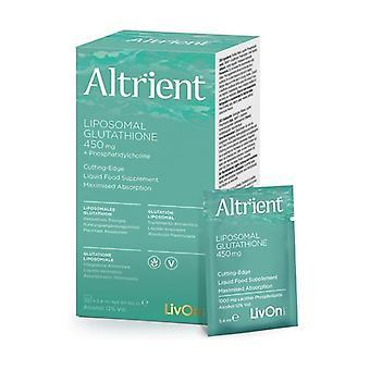 Altrient GSH - Liposomale Glutathione 30 pakketten
