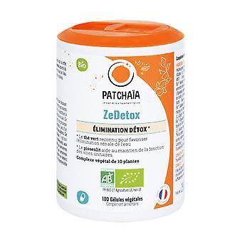 ZeDetox 100 groentecapsules