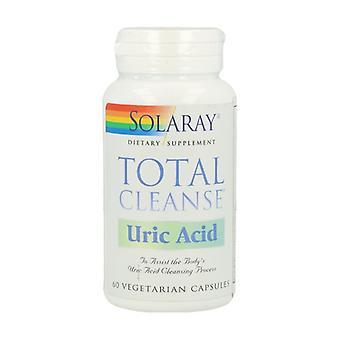 Total Cleanse Uric Acid 60 vegetable capsules