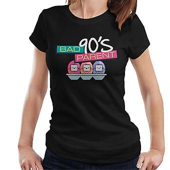 Tamagotchi Bad 90's Parent Women's T-Shirt