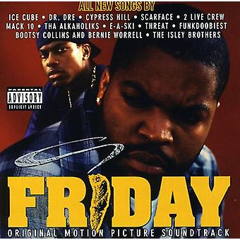 Various Artists - Friday [CD] USA import