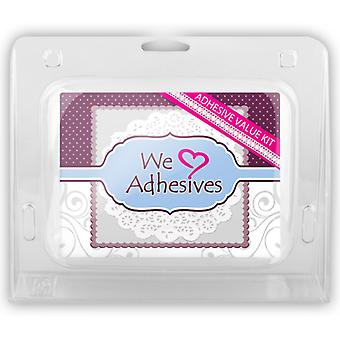 Scrapbook Adhesives Adhesive Value Kit