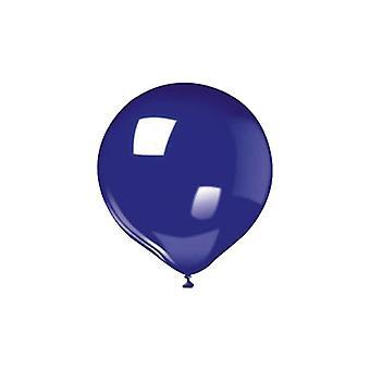 """25 12""""/30cm Ballonnen - Blauw"""