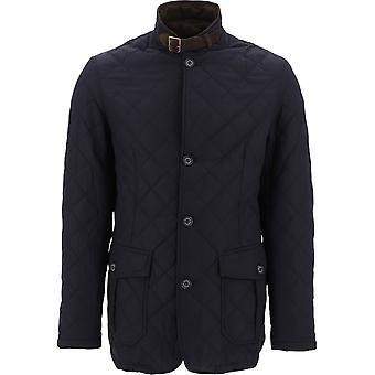 Barbour Mqu0508mquny71 Veste extérieure en polyester bleu
