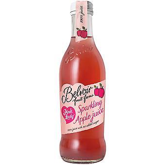 Belvoir Sparkling Pink Lady Apple Juice