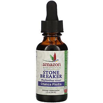 Amazon Therapeutics, Stone Breaker, Chanca Piedra, 1 oz (30 ml)