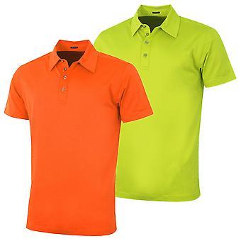 Bobby Jones Mens XH2O Perf Solid Jersey TF Golf Polo Shirt