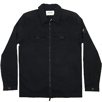 Lyle and Scott Vintage Shirts Archive Zip Detail Overshirt