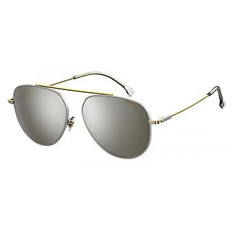 Sunglasses Unisex 188/S silver/gold with grey glasses