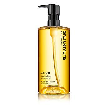 Ultime8 óleo de limpeza de beleza sublime 142220 450ml /15.2oz