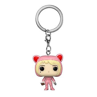Birds of Prey Harley Quinn Breakup US Ex. Pckt Pop! Keychain