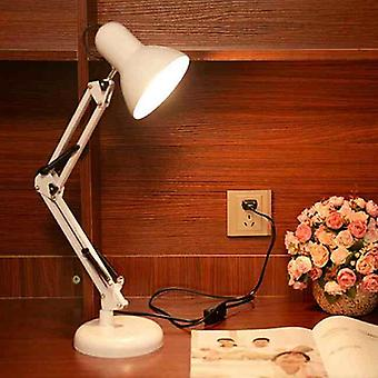 Modern Long Swing Arm, Adjustable Classic Desk Lamps