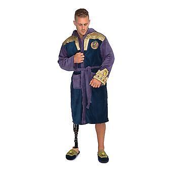 Robe adulte Thanos Outfit Marvel Fleece
