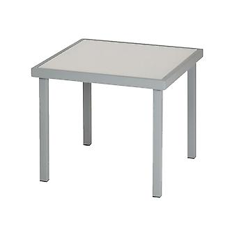 Sussex Side Table - Modern Design - Indoor/Outdoor - 44cm - Grey
