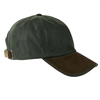 ZH009 (الزيتون حجم واحد ) هاملتون الشمع الجلود الذروة قبعة البيسبول