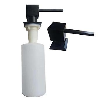 300ml Plastic Bottle With Built-in Pump-liquid Soap Dispenser