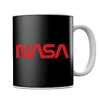 NASA Logo 1975-1992 Mug