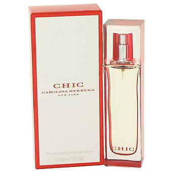 Chic Eau de Parfum Spray von carolina herrera 30 ml