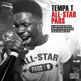Tempa T All-Star Pars [CD] USA import