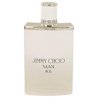 Jimmy Choo Ice Eau De Toilette Spray (Tester) By Jimmy Choo 3.4 oz Eau De Toilette Spray