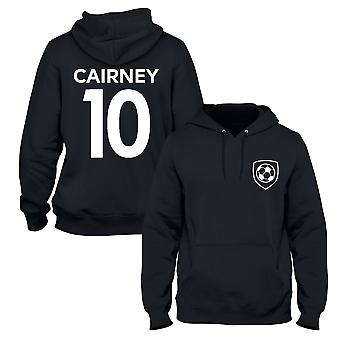 Tom Cairney 10 Fulham Style Player Football Hoodie