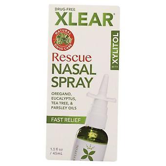Xlear Inc Nasal Spary Rescue, 1.5 Oz