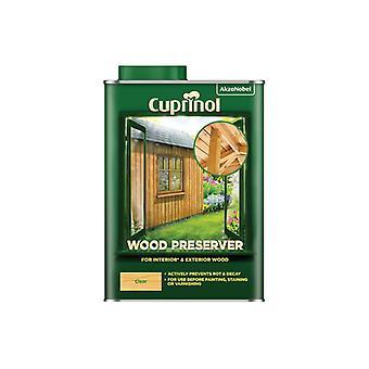 Cuprinol Wood Preserver Clear 1 litre 5330417
