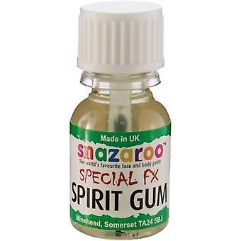 Snazaroo Special Fx Spirit Gum 10ml - Fancy Dress Accessories