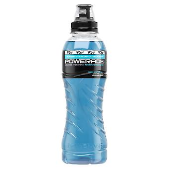 Powerade Berry and Tropical 500ml x 12