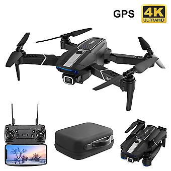 Wifi Fpv Gps Drone With 5g 4k 1080p Wide Angle Hd Camera, Professional Foldable