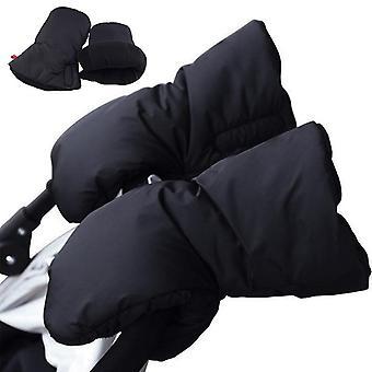Baby kinderwagen handschoenen waterdicht warm in de herfst en winter kinderwagen accessoires