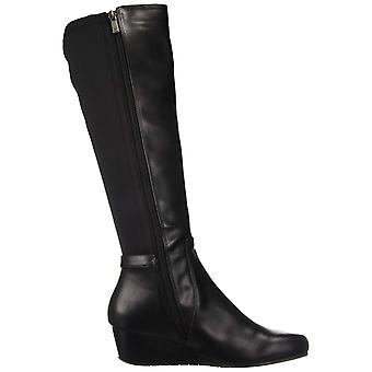 Kenneth Cole Reaction Womens tip Round Toe Mid-Calf Fashion Boots