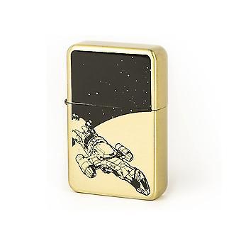 Firefly Brass Lighter