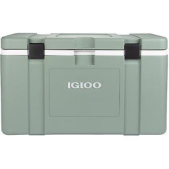 بعثة IGLOO 124 qt. تبريد الثابت - زجاج المحيط