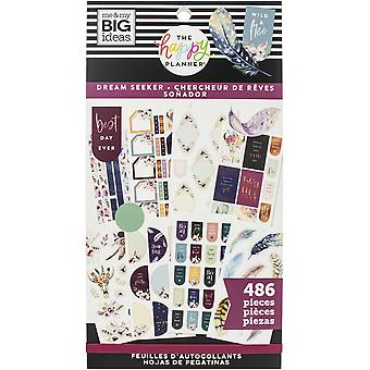 Happy Planner Sticker Value Pack-Dream Seeker, 486/Pkg