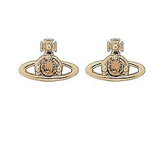 Vivienne Westwood Accessories Nano Solitaire Earrings
