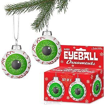 Archie mcphee - eyeball ornaments