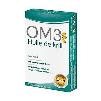 OM3 Krill Oil 30 capsules