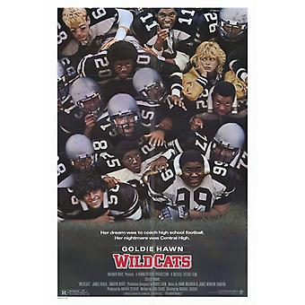 Wildcats Movie Poster Print (27 x 40)
