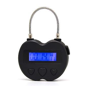 Inteligentna blokada czasu wyświetlania LCD, elektroniczny akumulator USB, tymczasowy timer