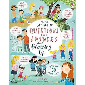 LifttheFlap Questions  Answers about Growing Up