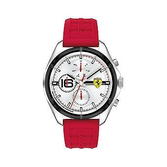 Scuderia Ferrari - Montre -Hommes - Quartz - Speedracer - 830783