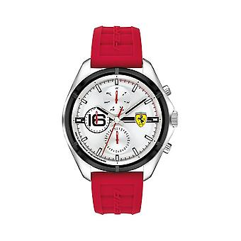 Scuderia Ferrari - Relógio de Pulso - Homens - Quartzo - Speedracer - 830783