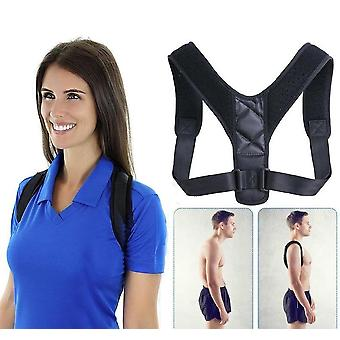 Adjustable Clavicle Spine Back, Shoulder, Lumbar Posture Corrector