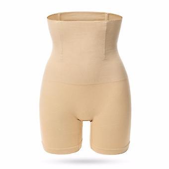المرأة عالية الخصر شكل شورت تنفس الجسم التخسيس البطن الملابس الداخلية