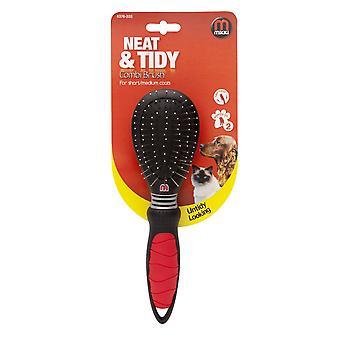 Interpet Mikki Combi Dog Grooming Brush