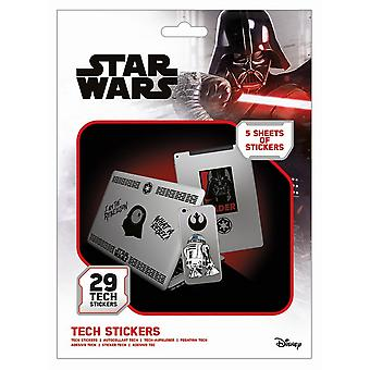 Star Wars Force Stickers (Pack of 29)