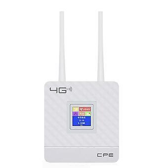4g جهاز التوجيه هوائي خارجي