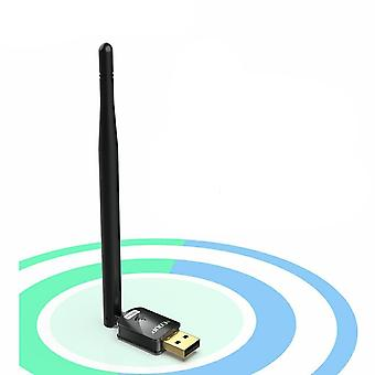 Long Distance Usb Wi-fi Receiver Ethernet Network Card For Pc